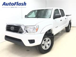 Used 2012 Toyota Tacoma SR5 Crew-Cab 4.0L * 4x4 * Mags for sale in St-Hubert, QC