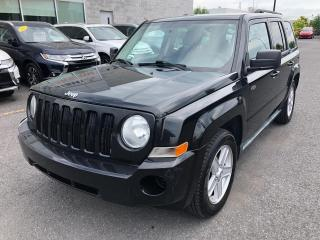 Used 2010 Jeep Patriot Sport/north Awd for sale in St-Hubert, QC