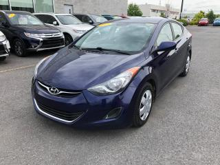 Used 2013 Hyundai Elantra Gl Sieges for sale in St-Hubert, QC