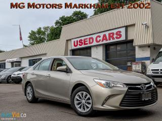 Used 2017 Toyota Camry for sale in Markham, ON