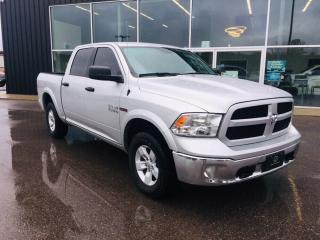 Used 2017 RAM 1500 Outdoorsman, Crew Cab, 4X4 for sale in Ingersoll, ON