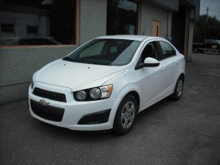 Used 2012 Chevrolet Sonic Berline LS 4 portes for sale in Repentigny, QC