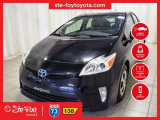 Used 2015 Toyota Prius Gr. Tech. Cuir for sale in Québec, QC