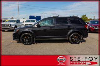 Used 2013 Dodge Journey SXT Blacktop édition  * 59 821 KM * for sale in Ste-Foy, QC