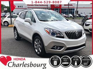 Used 2016 Buick Encore CUIR AWD **AUCUN ACCIDENT** for sale in Charlesbourg, QC