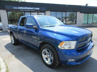 Used 2010 Dodge Ram 1500 for sale in St-Hubert, QC