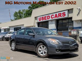 Used 2008 Nissan Altima 2.5SL for sale in Markham, ON