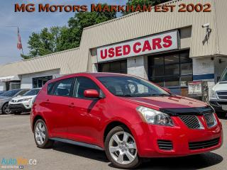 Used 2009 Pontiac Vibe for sale in Markham, ON