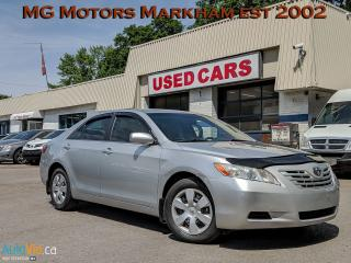 Used 2007 Toyota Camry LE for sale in Markham, ON