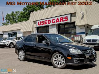 Used 2010 Volkswagen Jetta 2.0T for sale in Markham, ON