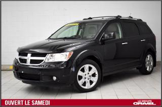Used 2010 Dodge Journey R/t Awd 7 Places Gps for sale in Montréal, QC