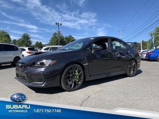 Used 2019 Subaru Impreza WRX STi AWD ** STI SPORT ** neuf neuf neuf for sale in Victoriaville, QC