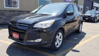 Used 2014 Ford Escape SE-REVERSE CAMERA-HEATED SEATS-BLUETOOTH for sale in Tilbury, ON