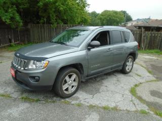 Used 2011 Jeep Compass 4x4 for sale in Orillia, ON