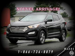 Used 2016 Hyundai Santa Fe Sport 2.4L + CAMÉRA + GARANTIE + MAGS + BLUETO for sale in Magog, QC
