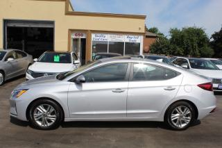 Used 2019 Hyundai Elantra Preferred Sun & Safery Pkg for sale in Brampton, ON