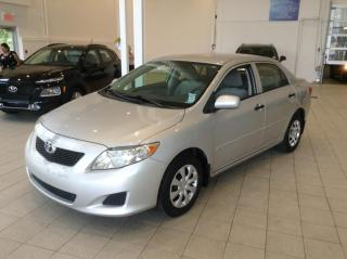 Used 2010 Toyota Corolla for sale in Longueuil, QC
