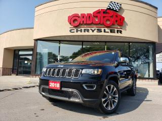 Used 2018 Jeep Grand Cherokee for sale in Toronto, ON