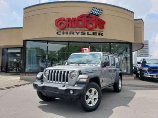 Used 2018 Jeep Wrangler Sport+J+LOADED+ALLOYS+MORE for sale in Toronto, ON