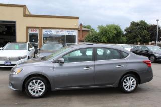 Used 2019 Nissan Sentra SV for sale in Brampton, ON