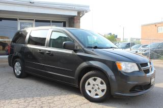 Used 2011 Dodge Grand Caravan SE - STOW N GO! for sale in Mississauga, ON
