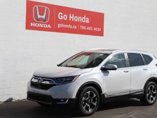 New 2019 Honda CR-V TOUR for sale in Edmonton, AB