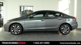 Used 2013 Honda Civic EX for sale in Trois-Rivières, QC