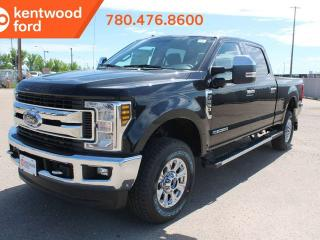 Used 2019 Ford F-350 Super Duty SRW XLT, 6.7L Power Stroke V8 Diesel, 4X4 Crew Cab, Heated Seats, Reverse Camera, Navigation, Trailer Tow Package for sale in Edmonton, AB