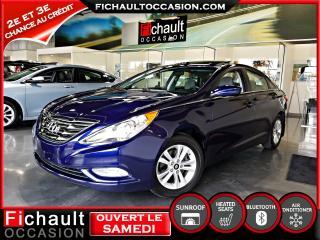 Used 2012 Hyundai Sonata GLS*** TRES BAS KILOMETRAGE*** for sale in Châteauguay, QC