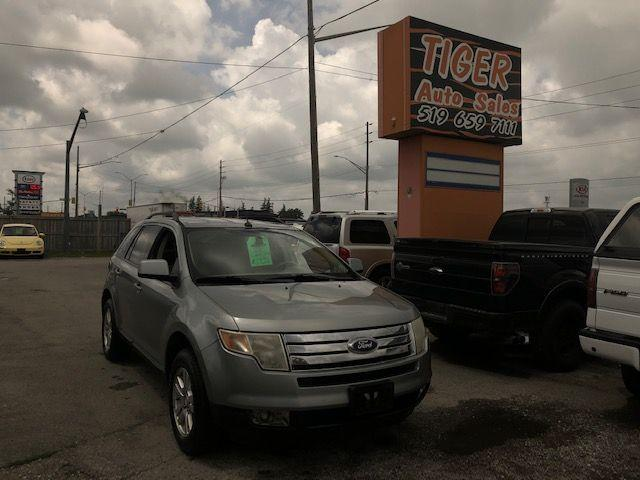 2007 Ford Edge SE**NEEDS WATER PUMP**RUNS WELL**AS IS SPECIAL