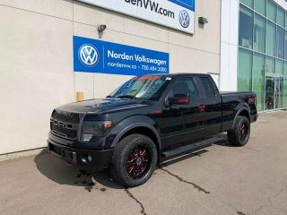 Used 2013 Ford F-150 FX4 4x4 Extended Cab Pickup 144.5 in. WB for sale in Edmonton, AB