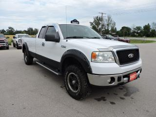 Used 2007 Ford F-150 XLT. 5.4L V8. 4X4. New tires for sale in Gorrie, ON