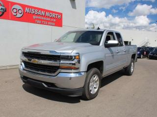 Used 2018 Chevrolet Silverado 1500 LT/DOUBLE CAB/4X4/BACKUP CAM for sale in Edmonton, AB