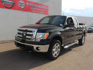 Used 2013 Ford F-150 XLT / 4X4 / ONE OWNER / XTR PACKAGE / POWER DRIVERS SEAT for sale in Edmonton, AB