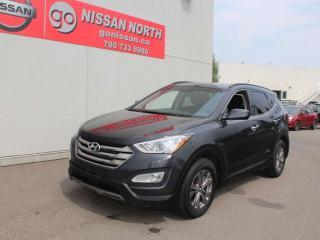 Used 2016 Hyundai Santa Fe Sport AWD/HEATED SEATS/HEATED WHEEL/PARKING SENSORS for sale in Edmonton, AB