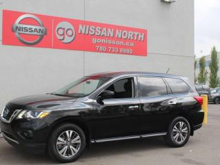 Used 2017 Nissan Pathfinder S for sale in Edmonton, AB