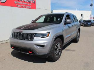 Used 2017 Jeep Grand Cherokee Trailhawk for sale in Edmonton, AB