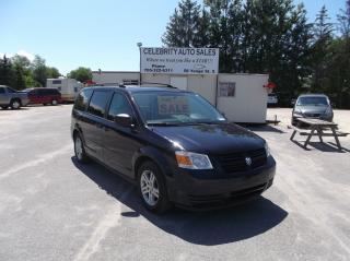 Used 2010 Dodge Grand Caravan SE for sale in Elmvale, ON
