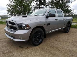 Used 2019 RAM 1500 Classic Express 4x4 Crew Cab for sale in Edmonton, AB