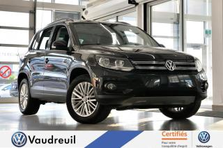 Used 2015 Volkswagen Tiguan Special Edition * 4MOTION * TOIT PANO * for sale in Vaudreuil-Dorion, QC