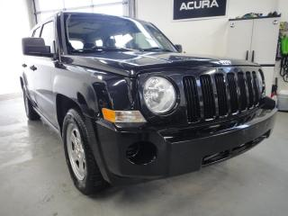 Used 2009 Jeep Patriot Sport,ONE OWNER,NO ACCIDENT for sale in North York, ON