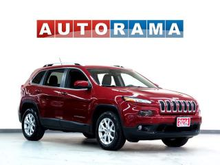 Used 2014 Jeep Cherokee Limited Navigation 4WD Leather Sunroof Backup Cam for sale in Toronto, ON