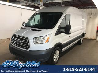 Used 2016 Ford Transit T-250 toit moyen 148 po PNBV de 9 000 lb for sale in Shawinigan, QC