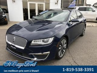 Used 2018 Lincoln MKZ TI Le moins cher sur le marché! for sale in Shawinigan, QC