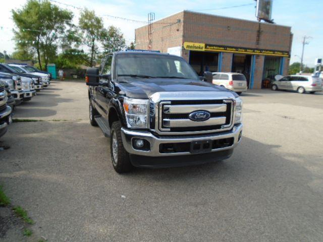 2016 Ford F-250 XLT EXTENDED SHORT BOX 4X4