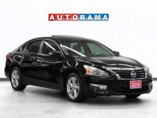 Used 2014 Nissan Altima SL TECH PKG NAVIGATION LEATHER SUNROOF BACKUP CAM for sale in Toronto, ON