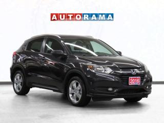 Used 2016 Honda HR-V EX-L 4WD Leather Sunroof Backup Cam for sale in Toronto, ON