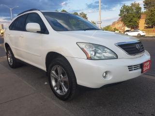 Used 2006 Lexus RX 400h Highbrid-One Owner-Clean Report-Sunroof-Leather for sale in Scarborough, ON