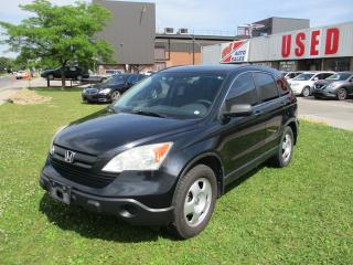 Used 2008 Honda CR-V LX~AWD~POWER OPTIONS~CERTIFIED!!! for sale in Toronto, ON