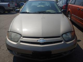 Used 2005 Chevrolet Cavalier VL for sale in Oshawa, ON